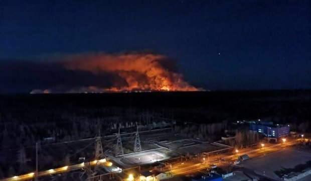 """Ukrayna Devlet Başkanı Zelenskiy: """"Çernobil faciasından aldığımız dersi hatırlıyoruz"""""""