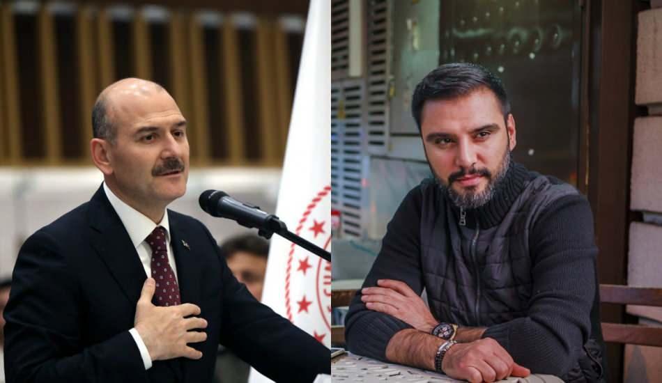 Ünlü isimlerden İçişleri Bakanı Süleyman Soylu'ya destek mesajları!