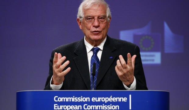AB Yüksek Temsilcisi Borrell: Bugün artık Türkiye'nin beklentilerine cevap vermeliyiz