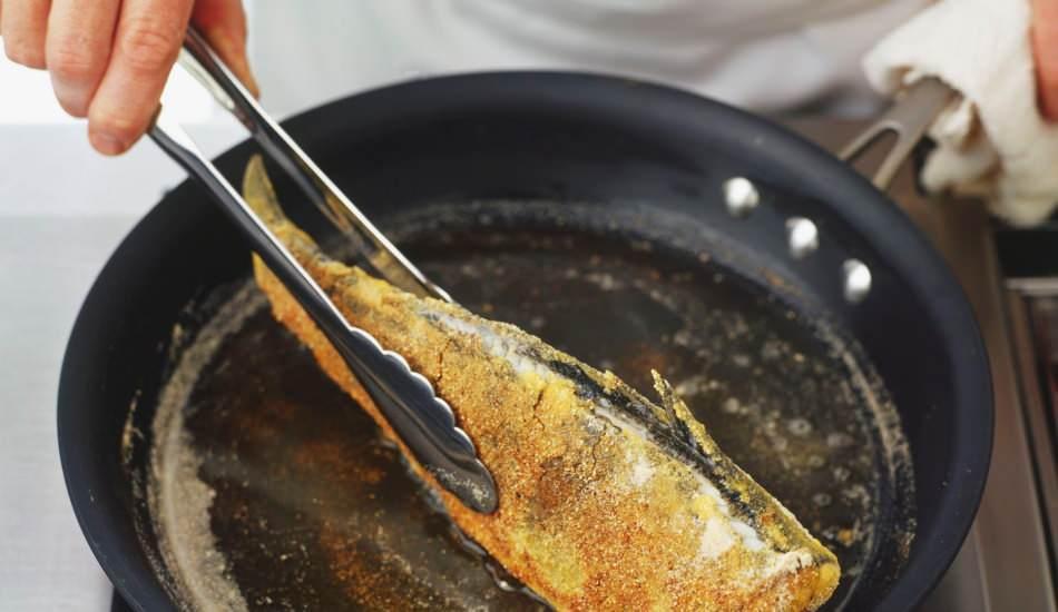 Balık kızartırken bilinmesi gereken önemli püf noktalar