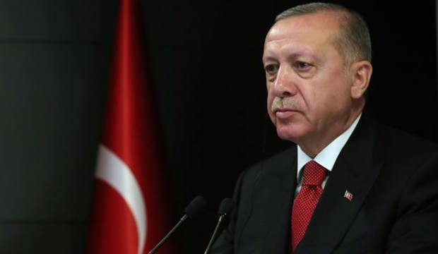 Başkan Erdoğan, Mahmud Abbas ve Gannuşi ile görüştü