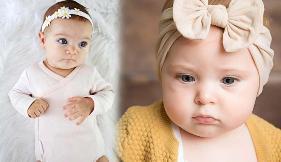 Bebek ve çocuklar için saç bandı yapılışı! Hangi bandana modeli nasıl yapılır? Kokoş bandanalar