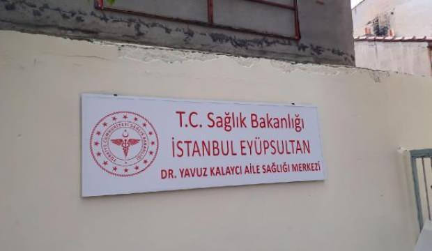 Koronavirüsten ölen Dr. Kalaycı'nın adı aile sağlık merkezine verildi