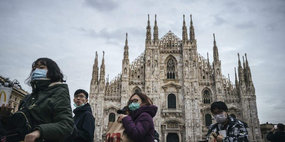 Koronavirüs'ün dünya turizmine etkisi