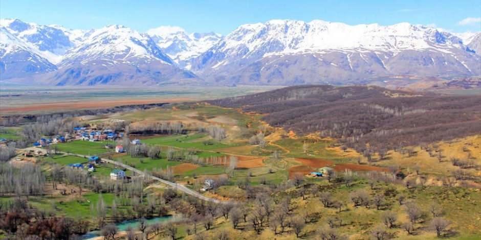 Munzur Dağları'nın saklı güzelliği: Harami Deresi