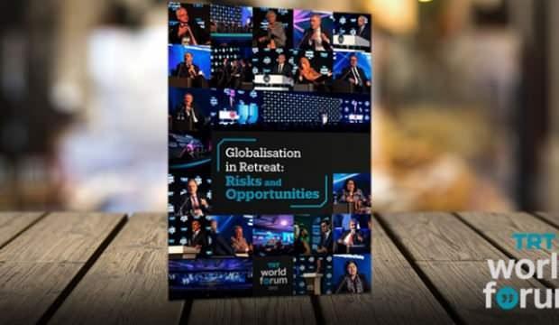 TRT World Forum 2019 kitabı yayımlandı