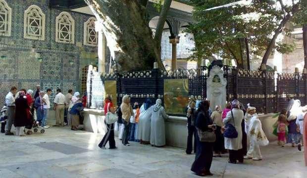 Türbe ziyaretlerine koronavirüs engeli: Ramazan'da kapalı olacak