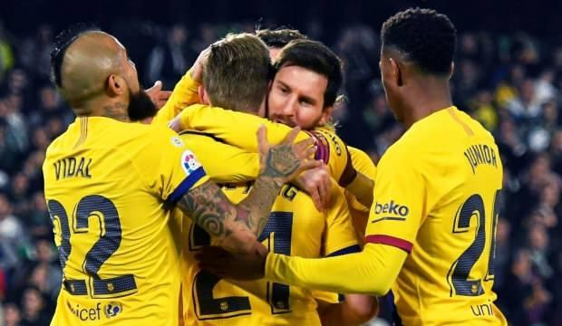 Barcelona'dan dünyada bir ilk daha