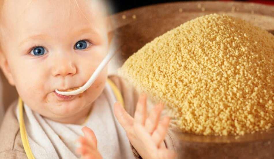 Bebekler için evde pratik irmikli muhallebi tarifi! İrmikli bebek muhallebisi nasıl yapılır?