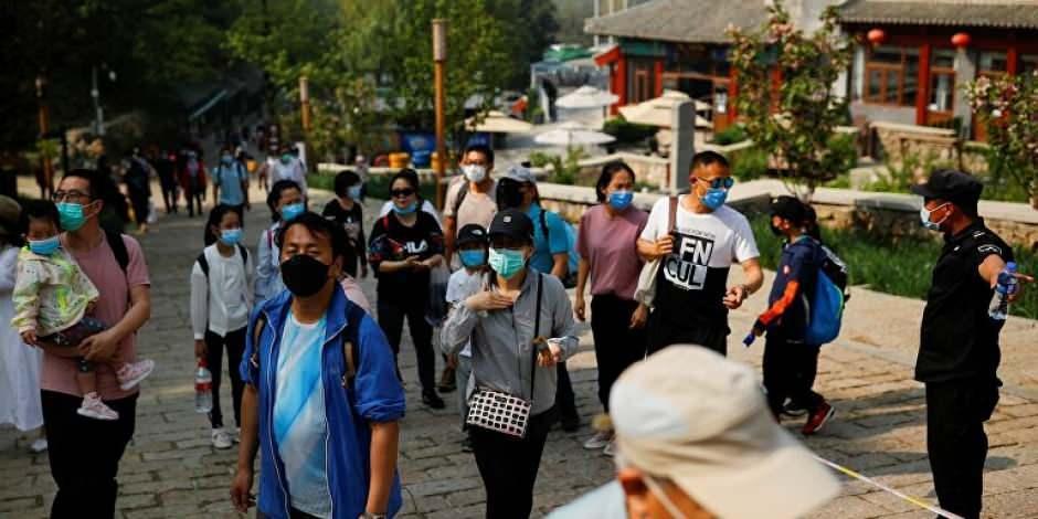 Çin'deki turistik mekanlara ziyaretçi akını