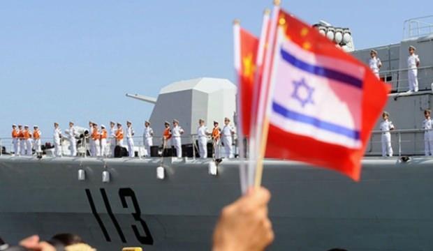 Çin'in İsrail hamlesi ABD'yi rahatsız etti