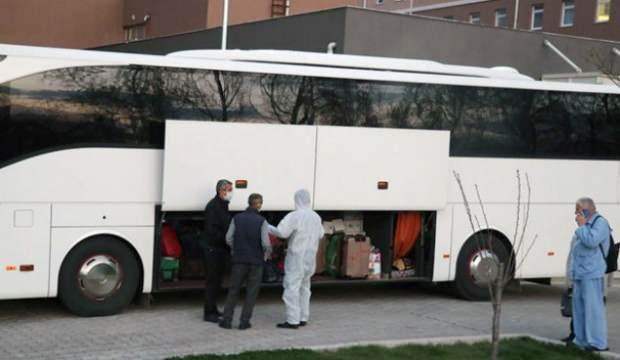 Çorum'da karantinadaki 314 kişi evlerine gönderildi