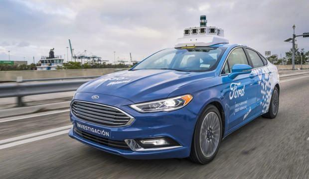 Ford'un sürücüsüz araç projesine virüs darbesi!