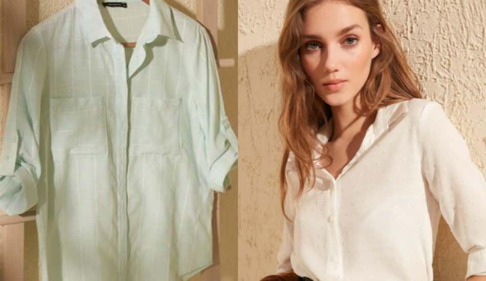 Gömlekler nasıl kombinlenir? 2020 gömlek modelleri