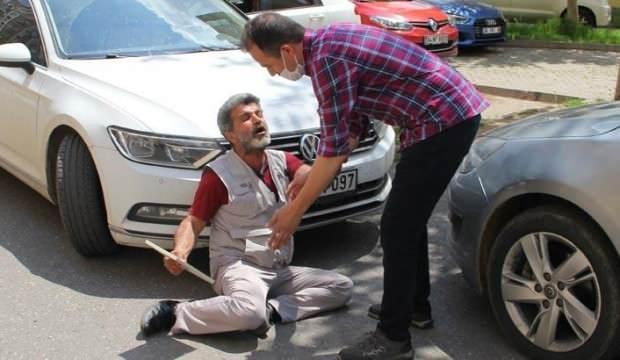 HDP'li vekiller güldü evlat nöbetindeki aile sinir krizi geçirdi!