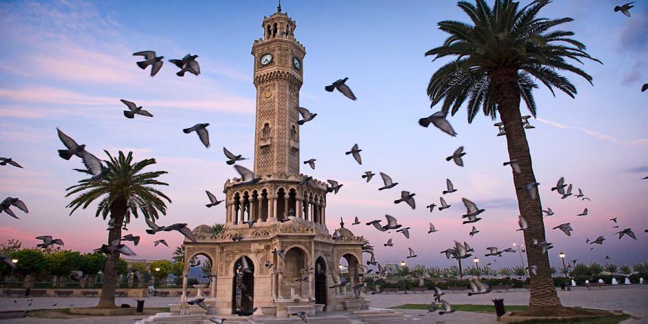 İzmir'de gezilecek yerler: Mavi ve yeşil uyumunu gösteren 15 adres