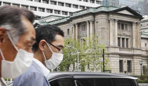 Japonya Merkez Bankası'ndan sınırsız tahvil alımı