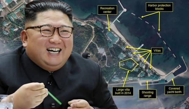 Reuters, Kim Jong-un'un sağlığı ile ilgili uydu görüntülerini yayınlandı: Herkesi kandırıyor