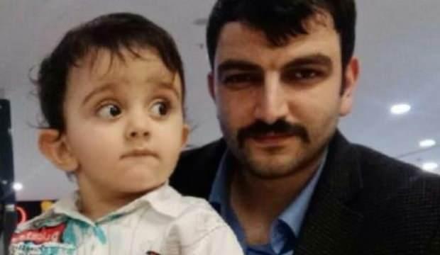 Kucağındaki oğlunu atarak kurtaran babadan acı haber