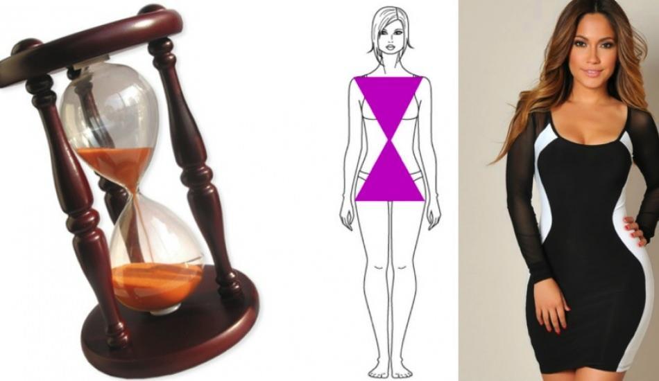 Kum saati vücut tipine sahip olan kadınlar nasıl giyinmeli?