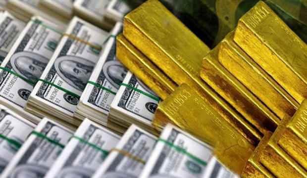 Merkez Bankası'nın resmi rezerv varlıkları azaldı