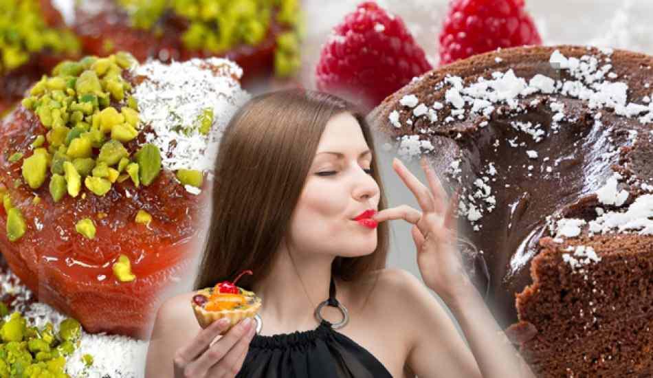 Sabah aç karna tatlı yemek kilo aldırır mı? Tatlı yedikten sonra ne yapılmalı, nasıl eritilir?