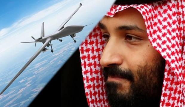 Suudi Arabistan'dan yerli İHA hamlesi! Çalışmalar resmen başlatıldı