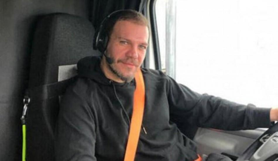Tır şoförlüğü yapan Tolga Karel: '12 ceset taşıdım!'