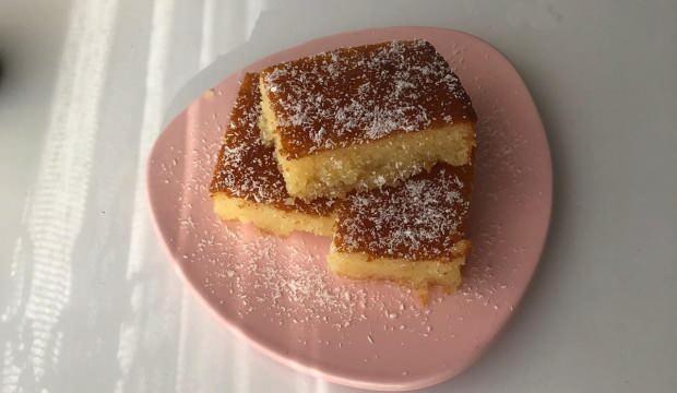 Revani tatlısı tarifi: Şerbeti tam kıvamında revani tatlısı nasıl hazırlanır?