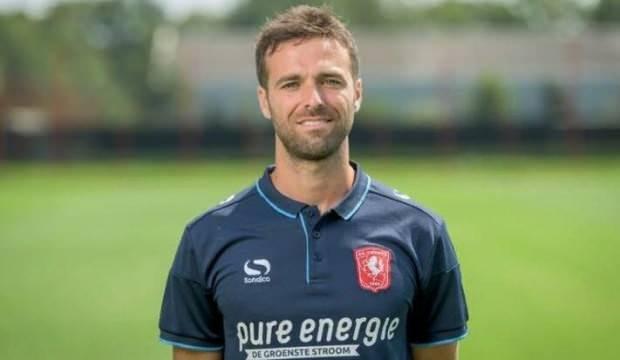 Twente, Gonzalo Garcia ile yollarını ayırdı