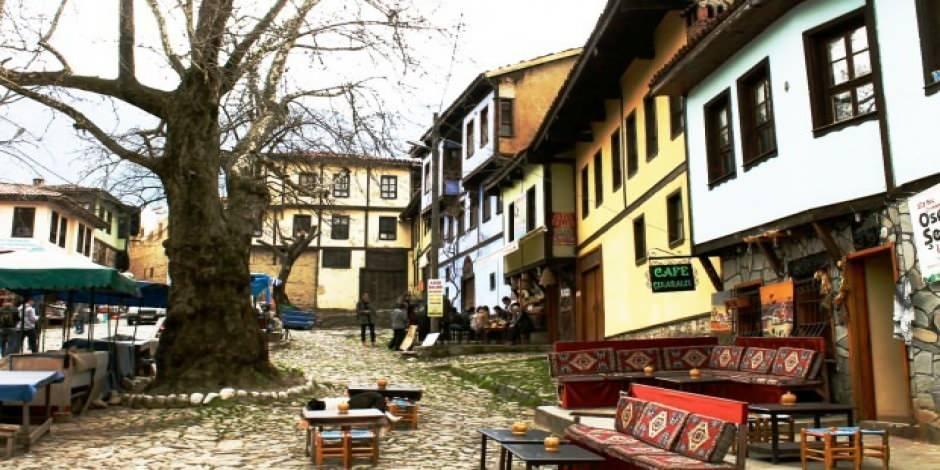 700 yıllık Osmanlı köyü Cumalıkızık