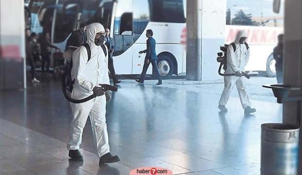 Şehirler arası otobüs seferleri ne zaman başlayacak? Otogarlar ne zaman açılacak?