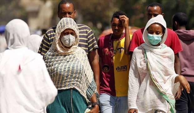 Sudan'da Kovid-19 vakaları ve ölümleri arttı