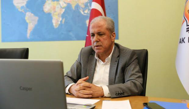 AK Parti'de Şamil Tayyar'a yeni görev
