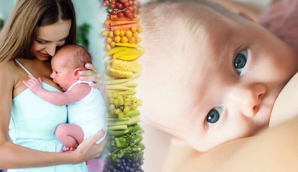Anne sütünde bebeğe gaz yapan besinler! Emziren anne ne yemeli, ne yememeli?