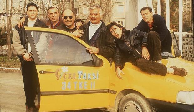 Çiçek Taksi dizisi oyuncularının inanılmaz değişimi