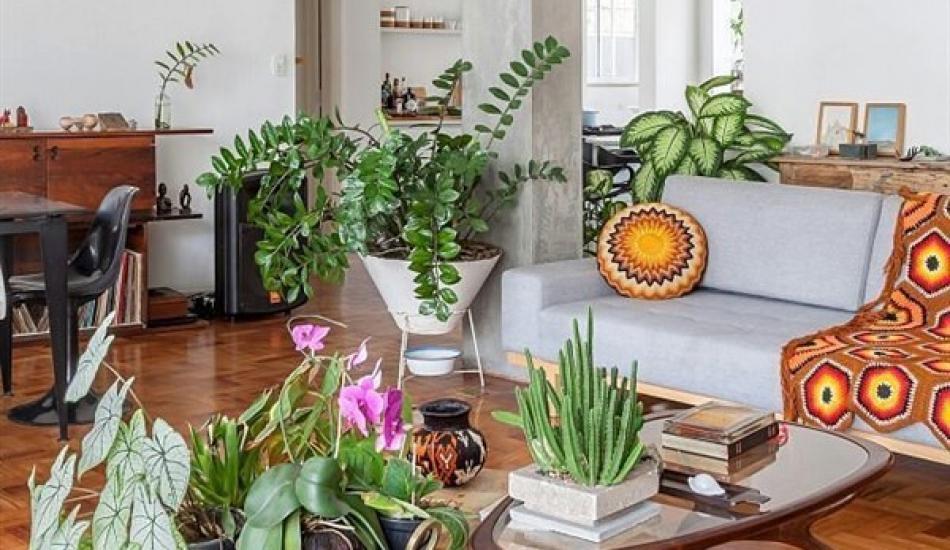 Evde çiçek sevenlere özel dekorasyon önerileri