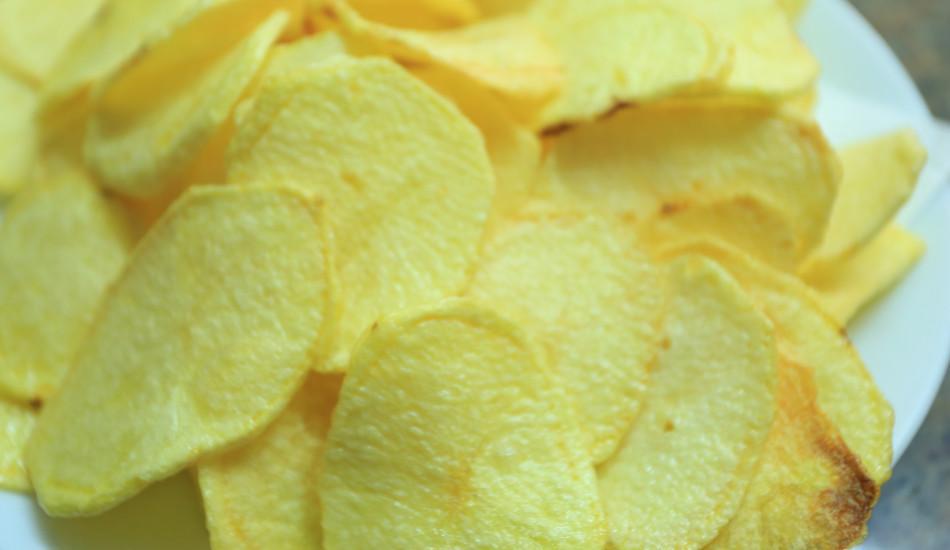 Evde patates cips nasıl yapılır? Sağlıklı cips tarifi nedir? Evde cips yapmanın püf noktaları