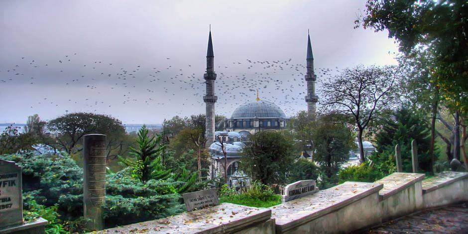 Kadir Gecesi Özel Programı Eyüpsultan Camii'nden canlı yayınla Kanal 7'de