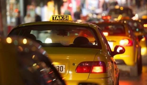 İçişleri'nden 81 ile 'taksi' genelgesi!