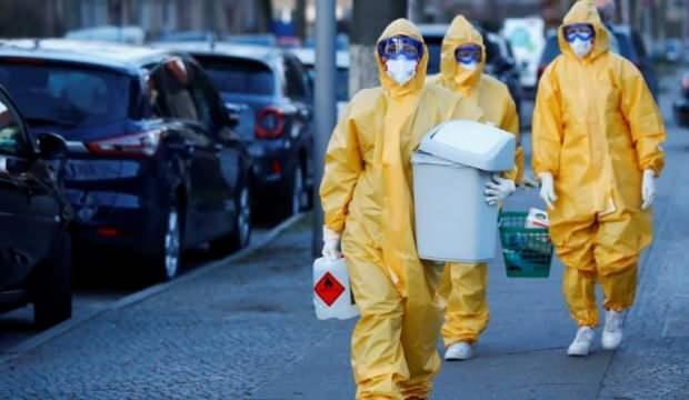 Kanada'da koronavirüs nedeniyle ölenlerin sayısı 7 bin 380'e çıktı