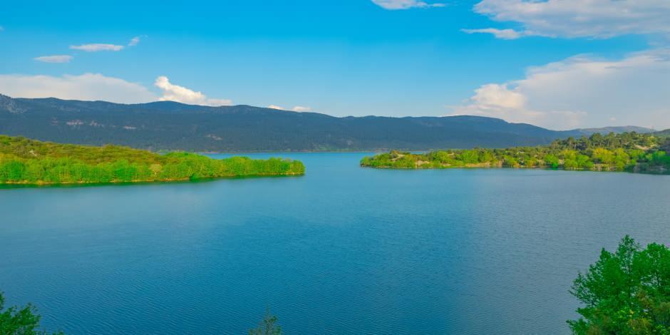 Kovada Gölü Milli Parkı bisiklet ve yürüyüş rotası adresi
