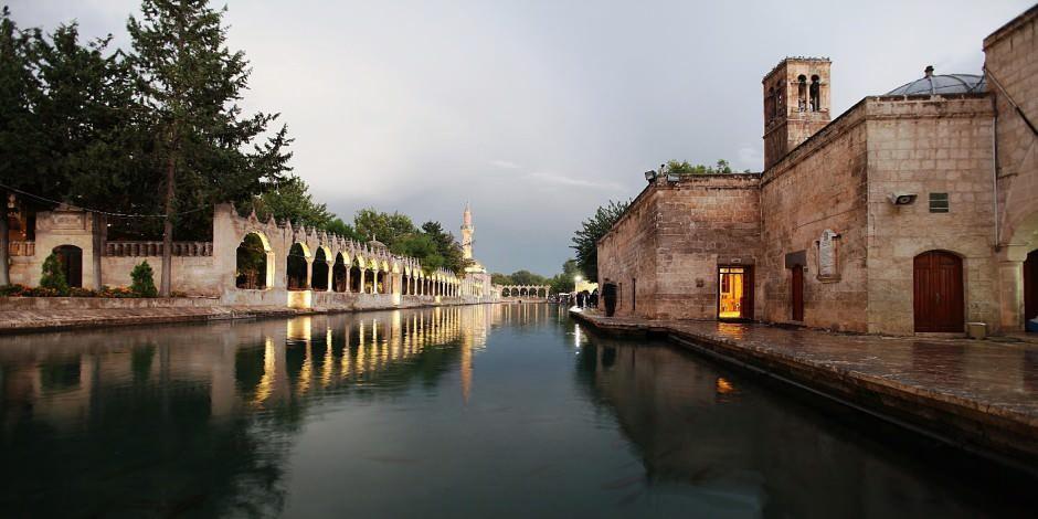 Şanlıurfa'nın yükselen turizmine konaklar da destek verecek