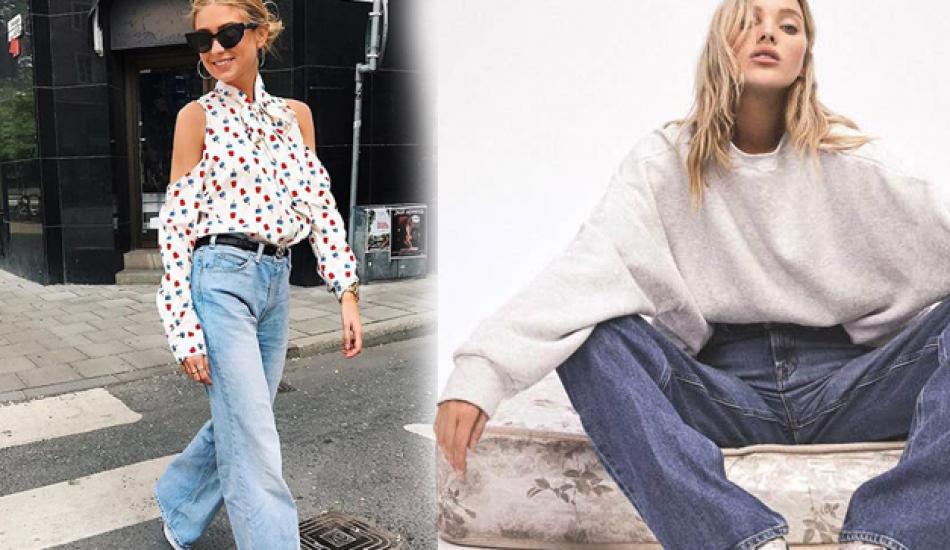 Sezonun yeni trendi dad jeans pantolon nedir ve nasıl kombinlenir?