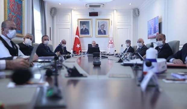 Soylu başkanlığında Marmara Bölgesi Emniyet ve Asayiş Toplantısı yapıldı