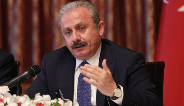 TBMM Başkanı Şentop'tan CHP'li Öztrak'a 'ezan' tepkisi