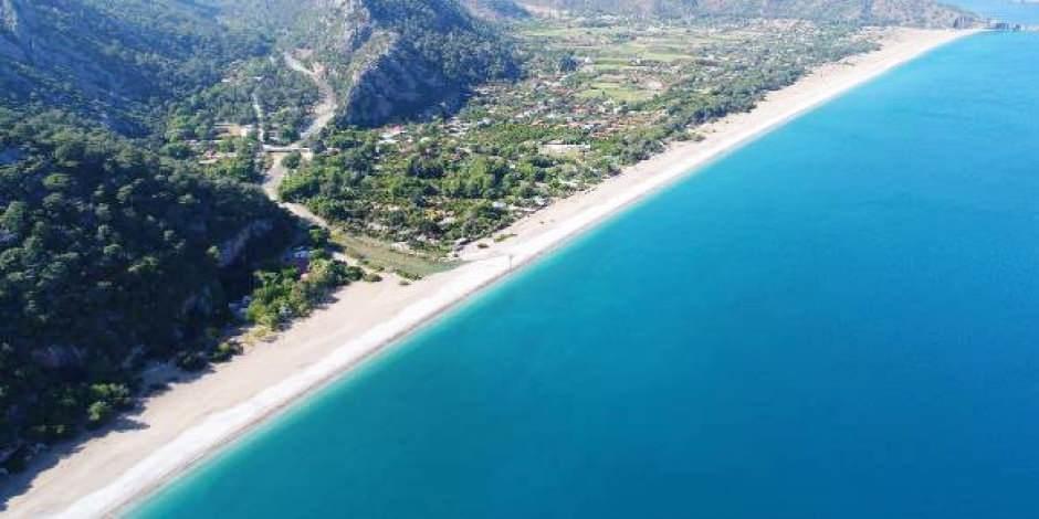 Türk plajları Avrupa'nın en temiz plajları arasında
