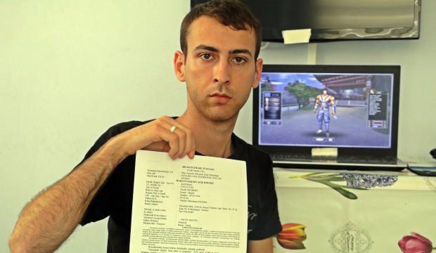 Kendini bilgisayar oyununa veren gence 'hacker' şoku