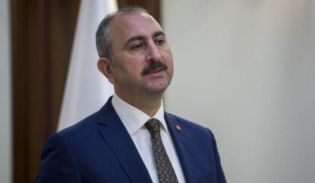 Adalet Bakanı Gül bayram sonrasını işaret etti