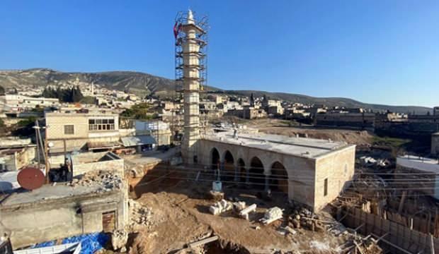 Afrin'deki iki tarihi yapı restore ediliyor